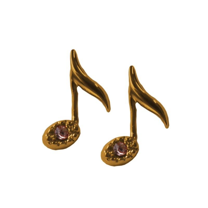 Night Music Stud Earrings